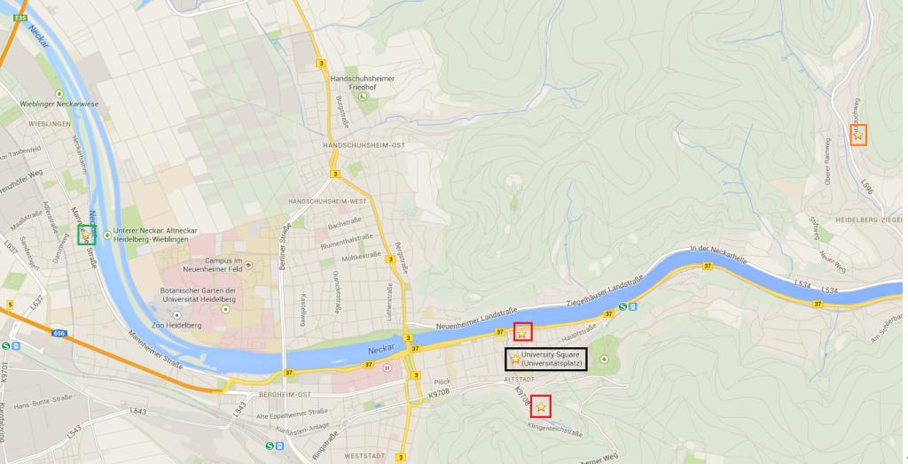 Map HD